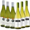 Unoaked Chardonnay Mixed Case