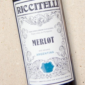 Riccitelli Old Vines From Patagonia Merlot