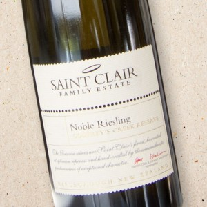Saint Clair Godfrey's Creek Noble Riesling