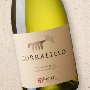Corralillo Sauvignon Blanc, Matetic Vineyards 2020
