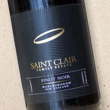 Saint Clair Origin Pinot Noir Marlborough
