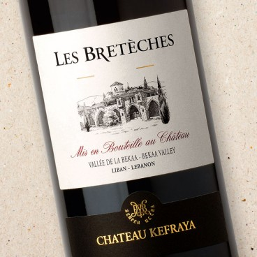 Chateau Kefraya Les Bretèches Rouge