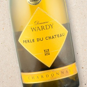 Domaine Wardy Perle du Château Chardonnay