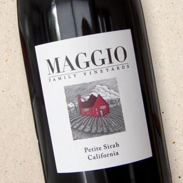 Maggio Old Vines Petite Sirah