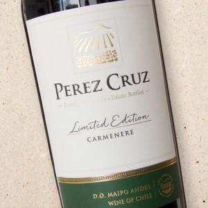 Perez Cruz Carmenere Reserva 'Limited Edition'