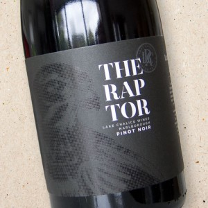 Lake Chalice 'The Raptor' Pinot Noir