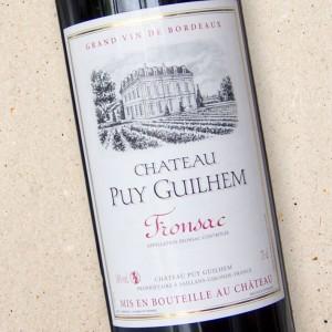 Château Puy Guilhem Fronsac