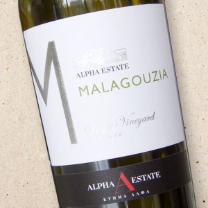 Alpha Malagouzia Single Vineyard Turtles