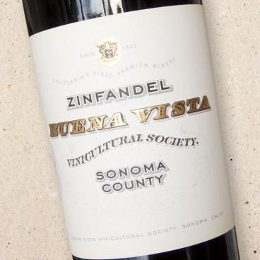 Buena Vista Sonoma County Zinfandel