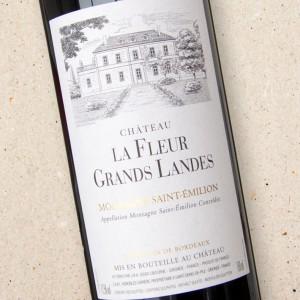 Château La Fleur Grands Landes Montagne Saint-Emilion