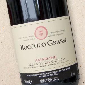 Amarone della Valpolicella DOCG, Roccolo Grassi