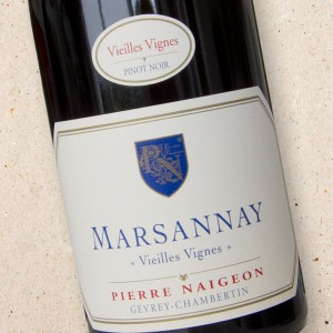 Marsannay Vieilles Vignes Domaine Pierre Naigeon 2015
