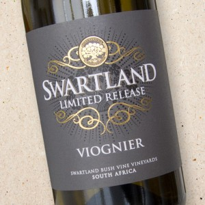 Swartland Winery Limited Release Viognier