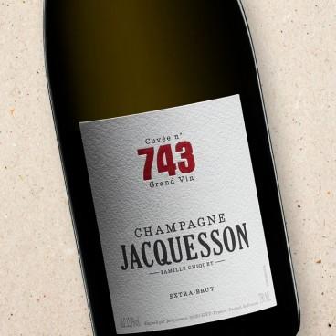 Champagne Jacquesson Cuvée 743 NV