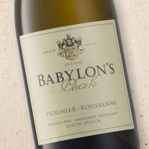 Babylon's Peak Viognier/Roussanne