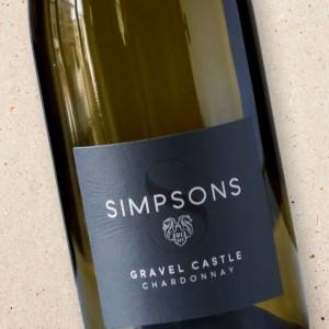 Simpsons 'Gravel Castle' Chardonnay