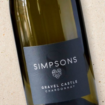 Simpsons 'Gravel Castle' Chardonnay