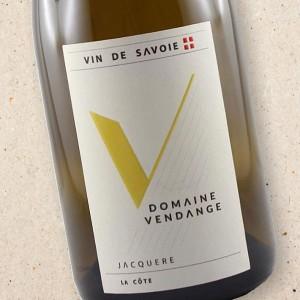 Domaine Vendange Jacquère 'La Côte' Savoie
