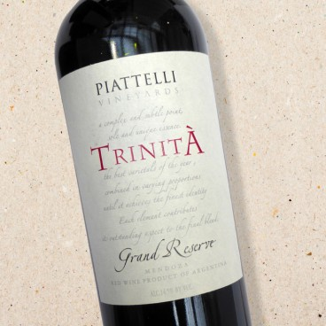 Piattelli Vineyards Trinità, Lujan de Cuyo