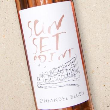 Sunset Point Zinfandel Blush