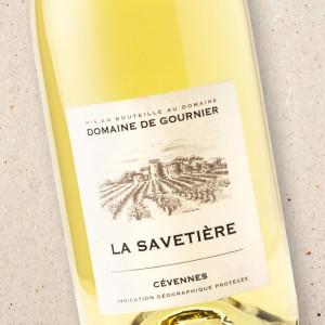 Domaine de Gournier 'La Savetière' Blanc, Cévennes 2020
