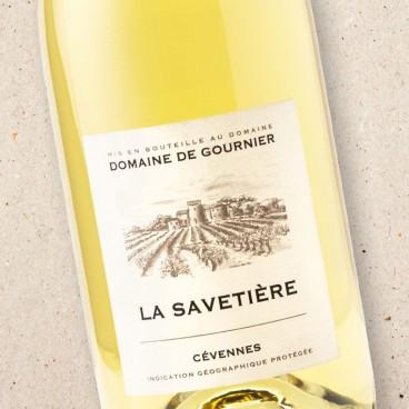 Domaine de Gournier 'La Savetière' Blanc, Cévennes
