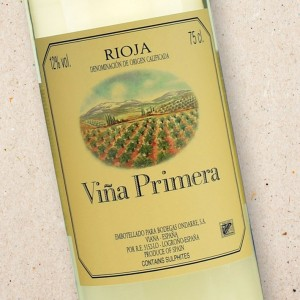 Vina Primera Rioja Blanco 2018