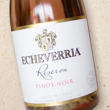 Echeverria Pinot Noir Rosé Reserva