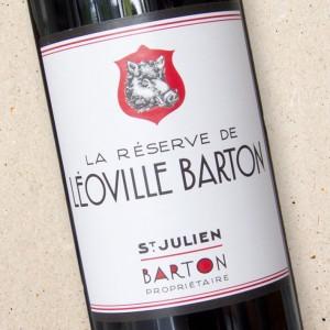 Reserve de Léoville Barton 2014 Saint Julien