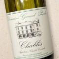 Domaine Grand Roche Chablis 2020