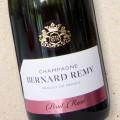 Champagne Bernard Remy Brut Rosé half bottle NV
