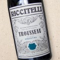 Riccitelli Old Vines From Patagonia Trousseau 2018