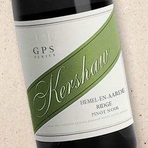 Kershaw GPS Series Pinot Noir