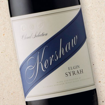Kershaw Clonal Selection Syrah
