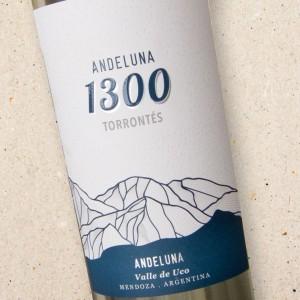 Andeluna '1300' Torrontes 2020 Mendoza