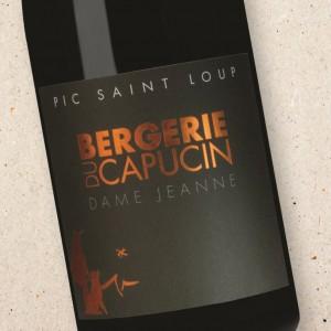 Bergerie du Capucin Dame Jeanne Rouge, Pic Saint Loup