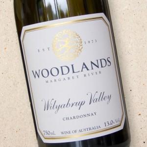 Woodlands Wilyabrup Chardonnay 2017/18