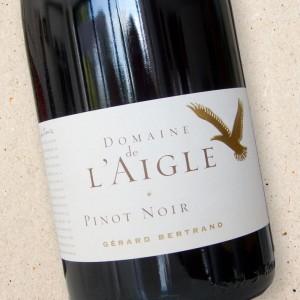 Domaine de l'Aigle Vallée d'Aude Pinot Noir Gérard Bertrand 2019