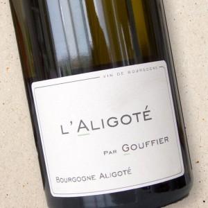 Domaine Gouffier Bourgogne Aligoté par Gouffier 2020