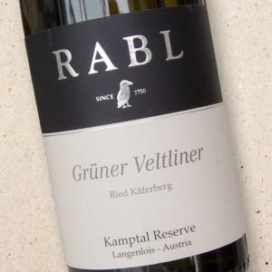 Rabl Grüner Veltliner Käferberg Reserve