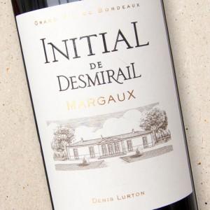 Initial de Desmirail Margaux 2012