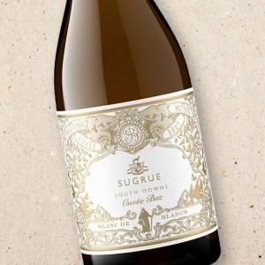 Sugrue South Downs Cuvée Boz Blanc de Blancs 2015