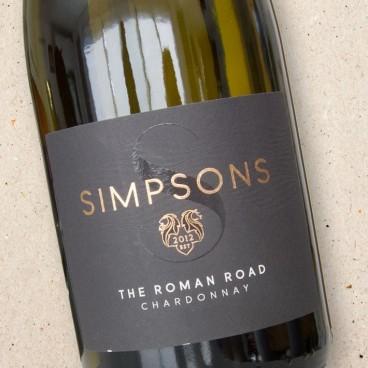 Simpsons 'Roman Road' Chardonnay