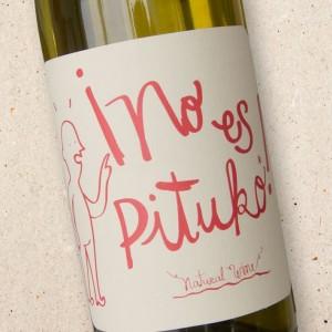 Echeverría 'No es Pituko' Chardonnay