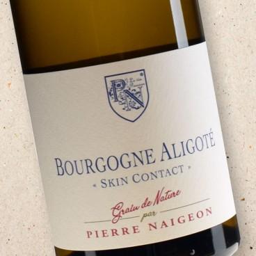 Bourgogne Aligoté Skin Contact Domaine Pierre Naigeon