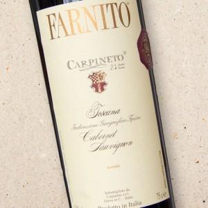 Carpineto Farnito Cabernet Sauvignon 2015 Toscana