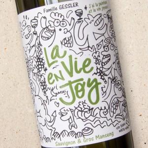 Domaine de Joÿ 'La Vie en Joy' Sauvignon Blanc Gros Manseng 2020