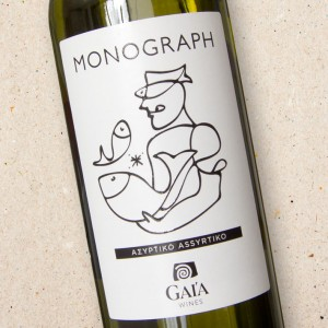 Gaia 'Monograph Assyrtiko' Peloponnese 2020