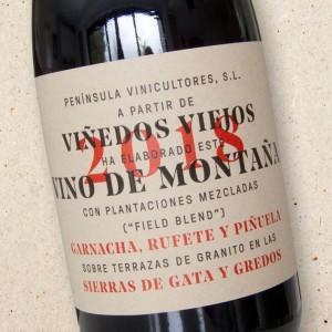 Vino de Montaña Sierras de Gata y Gredos
