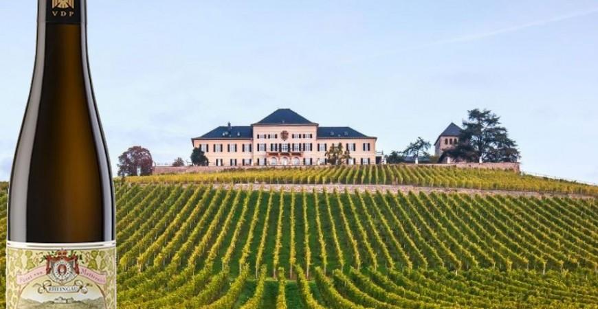 100 points for Schloss Johannisberg Riesling